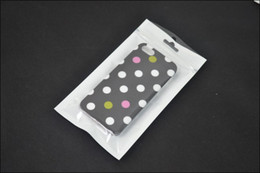 Wholesale 18 cm Clear white pearl cookie candy gift jewelry case earphone case packaging shopping bag Zip lock Plastic PVC PP OPP Poly packing bag