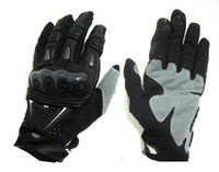 Wholesale 2013 black fox bomber Motorcycle bike Cycling Racing Gloves Tactical gloves Fox racing