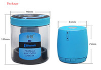 Wholesale 6pcs New Original Kingone K3 APP wireless Bluetooth Mini Speaker with Unique APP application control technology