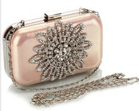 Wholesale 2013 new new new Fashion big flower evening bags lady clutch bags noble temperament handbags handle bags X071