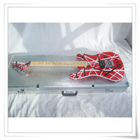 Wholesale NEW BRAND ELECTRIC GUITAR IN RED COLOR WITH CASE
