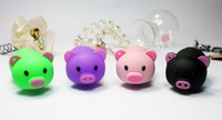 Wholesale Creative personality Cute pig USB Flash Memory Stick Pen Drive U disk Real GB GB GB GB box
