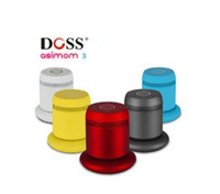 Wholesale 5pcs Original Doss DS Asimom3 Smart Wireless Bluetooth Speaker MINI for iPad iPhone Android with Handsfree function