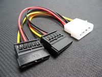 ata pata - New Pin IDE PATA ATA Molex to Serial ATA SATA Hard Drive Power Adapter Cable