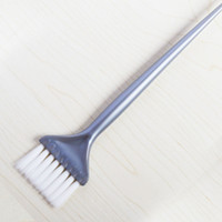 Wholesale Professional hair salon hair color brush silvery grey color free shippping