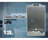 Wholesale Hot Sale New L LPG Gas Tankless Instant Hot Water Heater Stainless