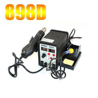Wholesale New in Soldering Rework Station Iron Welder Dual Digital Display YH D A1