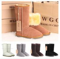 Cheap Half Boots short boots Best Cowskin Flat Heel women boots