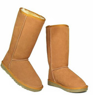 Wholesale Classic tall Women s snow Button boot Women s Boots ladies boots classic boots