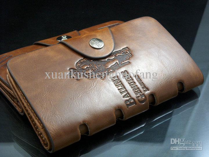 Mens Designer Wallets Men pu Wallets Men New Brand