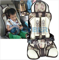 Wholesale Baby Infant Child Car Safety Seat Beige