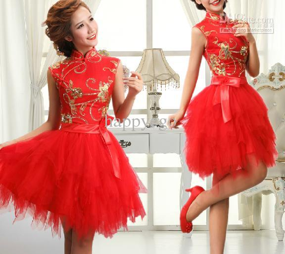 Cheap Short Retro Bridesmaid Dresses | Free Shipping Short Retro ...