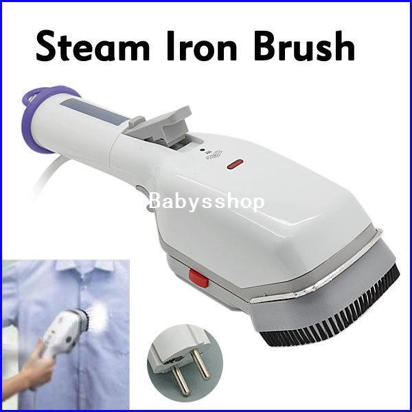 how to clean a steam iron tank