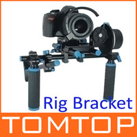 Wholesale shoulder pad holder Video Rig Bracket V1 for DSLR Cameras DV Camcorder D863