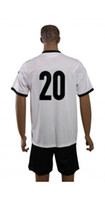 Wholesale Customized National teams Germany white Soccer Jerseys Football Kits Personalized