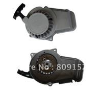 Wholesale 47 CC pocket bike mini atv quad pull starter for stroke engine parts