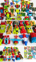 Wholesale Transformer Accessorie Minibot autobot Minivehicles mini vehicle pc Random cm