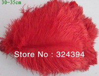 Wholesale Black Ostrich Feather For Wedding Party Performance Approx cm