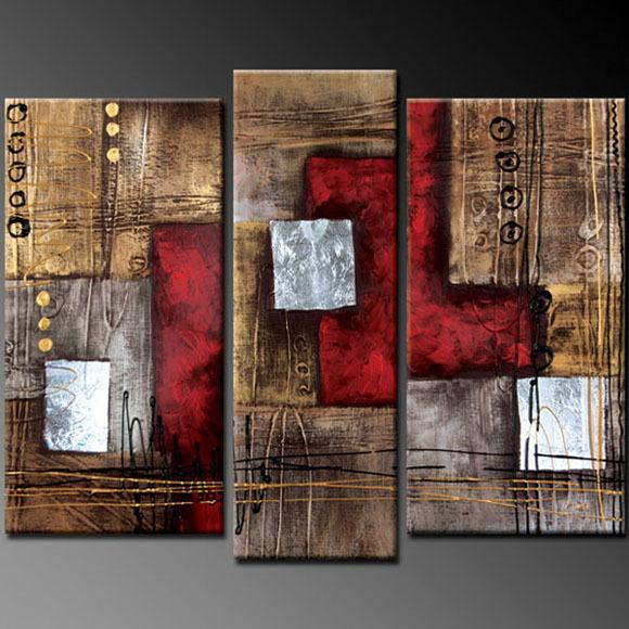 Piece Wall Art Modern Abstract Large Cheap Wall Art Oil Painting On