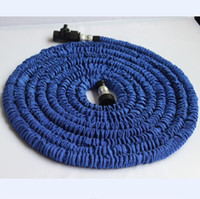 Wholesale 20pcs Expandable amp Flexible Water Garden Hose flexible water Wash the car FT Garden Pipe Up To x Times