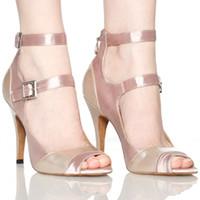 al por mayor zapatos baile latino-Las mujeres en zapatos de tacón alto de la danza zapatos latinos de la danza de las mujeres latinas del baile usan el envío nacional de la beca de las normas nacionales cuadradas