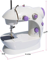 Wholesale Multi function Mini Portable Electric Sewing Machine Use Power adapter MYY4340