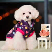 Wholesale HOT SALE cute Pet Dog Clothes Western Style Ma3 jia3 Suit amp Bow Costume Apparel