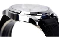 Wholesale fashional men business leather strap water resistant quartz watch