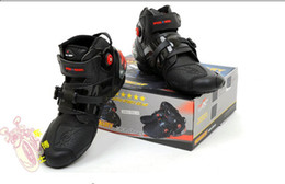 Wholesale PRO BIKER motorcycle racing boots racing shoes racing shoes off road motorcycle boots motorcycle boots A9003