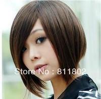 Wholesale Fashion wigs short hair wig hair nets