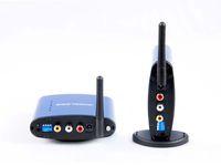 tv signal amplifier - pat wireless audio video tv GHz Wireless AV Sender Transmitter Receiver IR repeater Adapter