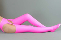 Wholesale HOT Lycra zentai spandex sexy A variety of colors long stocking