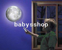 Wholesale by CPAM healing moon LED wall night light remote control moon light moon lamp project