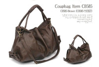 Wholesale Cheap Handbag Women Hobo Bag PU Leather color Mix