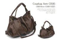 Wholesale Cheap Handbag Women Hobo Bag PU Leather color Mix