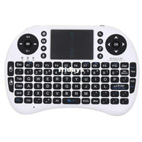 Wholesale G Wireless Keyboard with touch pad Qwerty wifi keyboard