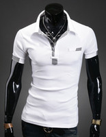 Men Cotton Polo shirt men fashion 2013 summer polo korean men shirt slim fit designer men shirt short sleeve T shirt shirts size M-XXL