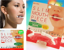 Wholesale Slim Mouth Piece Telescopic Spring Bars Face Massager Facial Equipment Smiling Beauty Face lift New Method