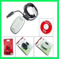 Wholesale PC Wireless Gaming USB Game Receiver Adapter For Xbox360 Xbox Controller
