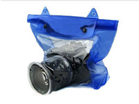 Wholesale SLR Digital Camera Waterproof Bag Outdoor Dry Pouch Case For Canon Nikon