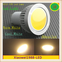 40pcs lot 2013 Newest COB 5W GU10 Led Spot Light Bulb 500 LM...