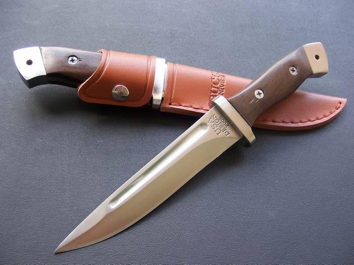 Buck fixed blade knives for sale