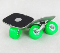Wholesale fashion Drift Board new Skateboarding Drift Skates Drift freeline Skate Super PU wheel