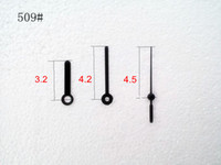 Wholesale Small Size Wall Clock Needle Hands Quartz Clock Movement Kit Spindle Mechanism parts