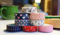 Wholesale Cute fabric tape large Accessories Gifts