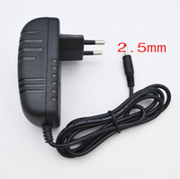 Wholesale High Quality Power Adapter V A DC x0 mm for Quad Core Tablet PC Sanei N10 Ampe A10 Ainol Hero II Spark Firewire