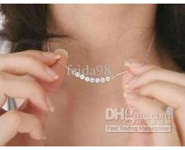 Wholesale Ladies smile at the little star necklace Korean by Korean jewelry jewelry