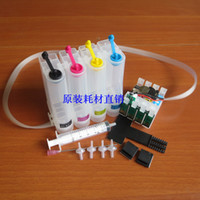 Wholesale T129 empty CISS For epson WD BX625FWD BX305F printer ink ciss with auto reset chip