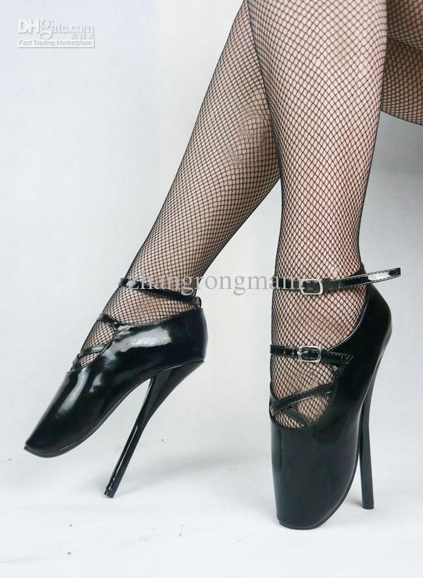 By Dhl,18cm Spike Heels Ballet Shoes,High Heel Sexy Dancing Shoes ...