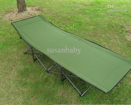 1153 Military use camp bed ,aluminum alloy camp-out bed with waterproof cloth